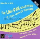 Um-pah Collection Of Vocal Warm-up Exercises CD