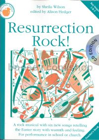 Resurrection Rock! (teacher's edition) Bk & CD