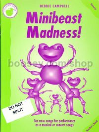Minibeast Madness Offer Pack