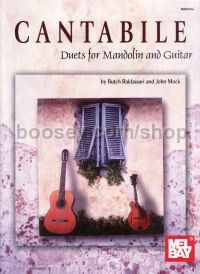 Cantabile Duets For Mandolin & Guitar