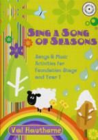 Sing A Song Of Seasons (Book & CD)