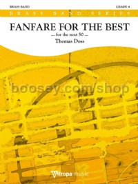 Fanfare for the Best (Brass Band Score)