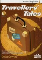 Travellers' Tales Alto Sax (Book & CD)