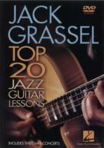 Top 20 Jazz Guitar Lessons DVD