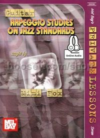 Guitar Arpeggio Studies On Jazz Standards