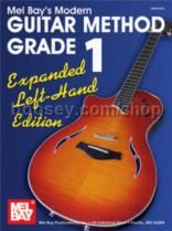 Modern Guitar Method 1 Left-Hand Edition (Expanded)