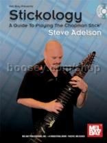 Stickology: A Guide to Playing the Chapman Stick Bk/DVD