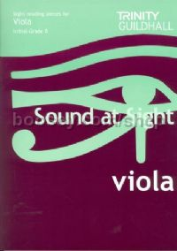 Sound at Sight Viola, Initial-Grade 8