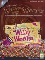 Roald Dahl's Willy Wonka Vocal Selections easy +CD