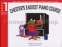 Easiest Piano Course Book 1 Special Edition