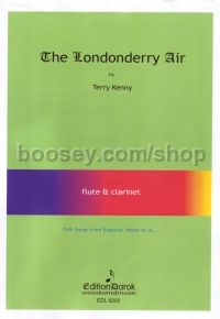 Londonderry Air For Flute And Clarinet