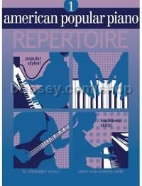 American Popular Piano: Level 01 Repertoire (Book & CD)