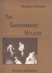 The Shoemakers' Holiday vocal score