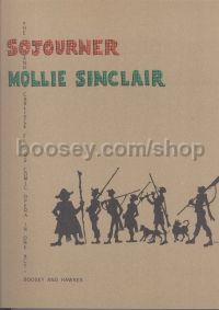 The Sojourner and Mollie Sinclair vocal score