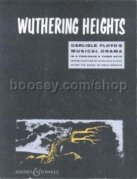 Wuthering Heights vocal score