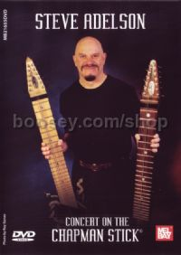 Concert On The Chapman Stick DVD