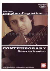 Contemporary Fingerstyle DVD