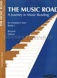 The Music Road: A Journey in Music Reading Book 3