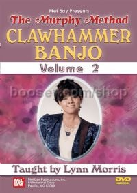 Murphy Method Clawhammer Banjo vol.2 Dvd
