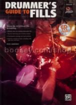 Drummer's Guide To Fills (Book & CD)