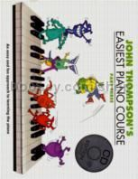 Easiest Piano Course Part 3 (Book & CD)