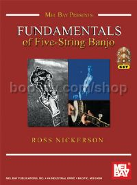 Fundamentals of 5-String Banjo (Bk & CD & DVD)