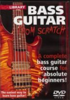 Bass Guitar From Scratch Lick Library DVD