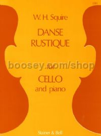 Danse Rustique (cello & piano)