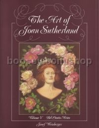 Art of Joan Sutherland vol.5: Bel Canto Arias (Voice & Piano)