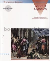 Sacred Classics High Voice (Book & CD)
