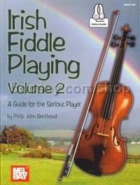 Irish Fiddle Playing vol.2 (Book & CD)