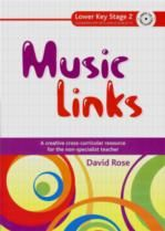 Music Links Lower Key Stage 2 (Book & CD)