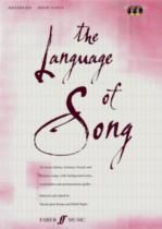 The Language of Song: Advanced (High Voice & Piano)