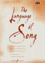 The Language of Song: Advanced (Medium Voice & Piano)