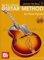 Modern Guitar Method 5 Jammin' The Blues 3 (Book & CD)