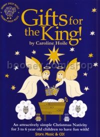 Gifts For The King - story (Bk & CD)
