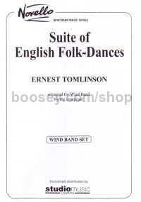 Suite of English Folk-Dances (Concert Band)