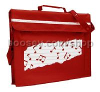 Mapac Music Bag Primo (Red)