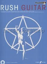 Rush: Authentic Guitar Playalong (Guitar Tablature)