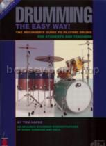 Drumming The Easy Way (Book & CD)