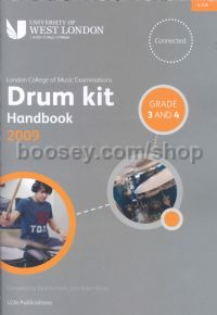 Drum Kit Handbook - Grades 3 & 4 (+ CD)