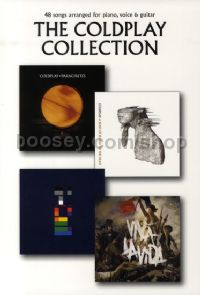 Coldplay - collection (PVG)