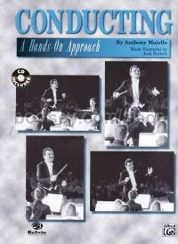 Conducting - a hands on approach (Bk & CD)