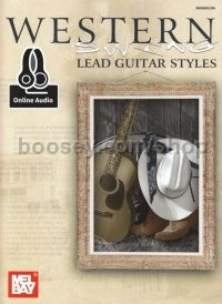 Western Swing Lead Guitar Styles Bk/CD