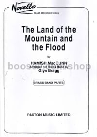 The Land of the Mountain and the Flood (Brass Band) (Parts)