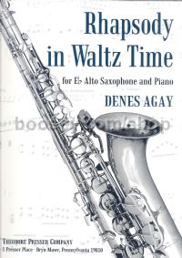 Rhapsody In Waltz Time (saxophone)