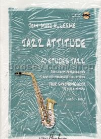 Jazz Notes Saxophone vol.2