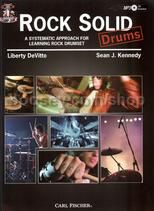 Camp Jam Solid Rock Drums Bk/CD