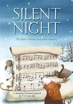 Silent Night Xmas Musical Bk/CD