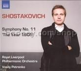 "Symphony No.11 in G minor Op 103 ""The Year 1905"" (Naxos Audio CD)"